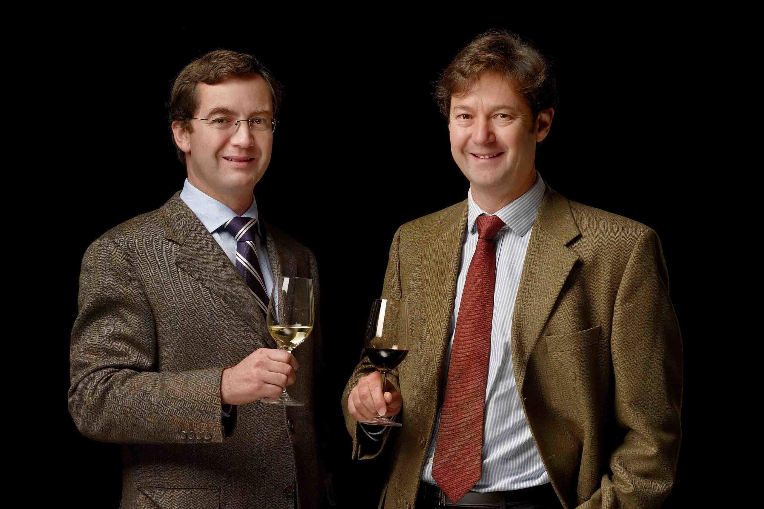 Philibert et Eric Perrin