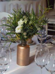 bouquet diner_Carbonnieux