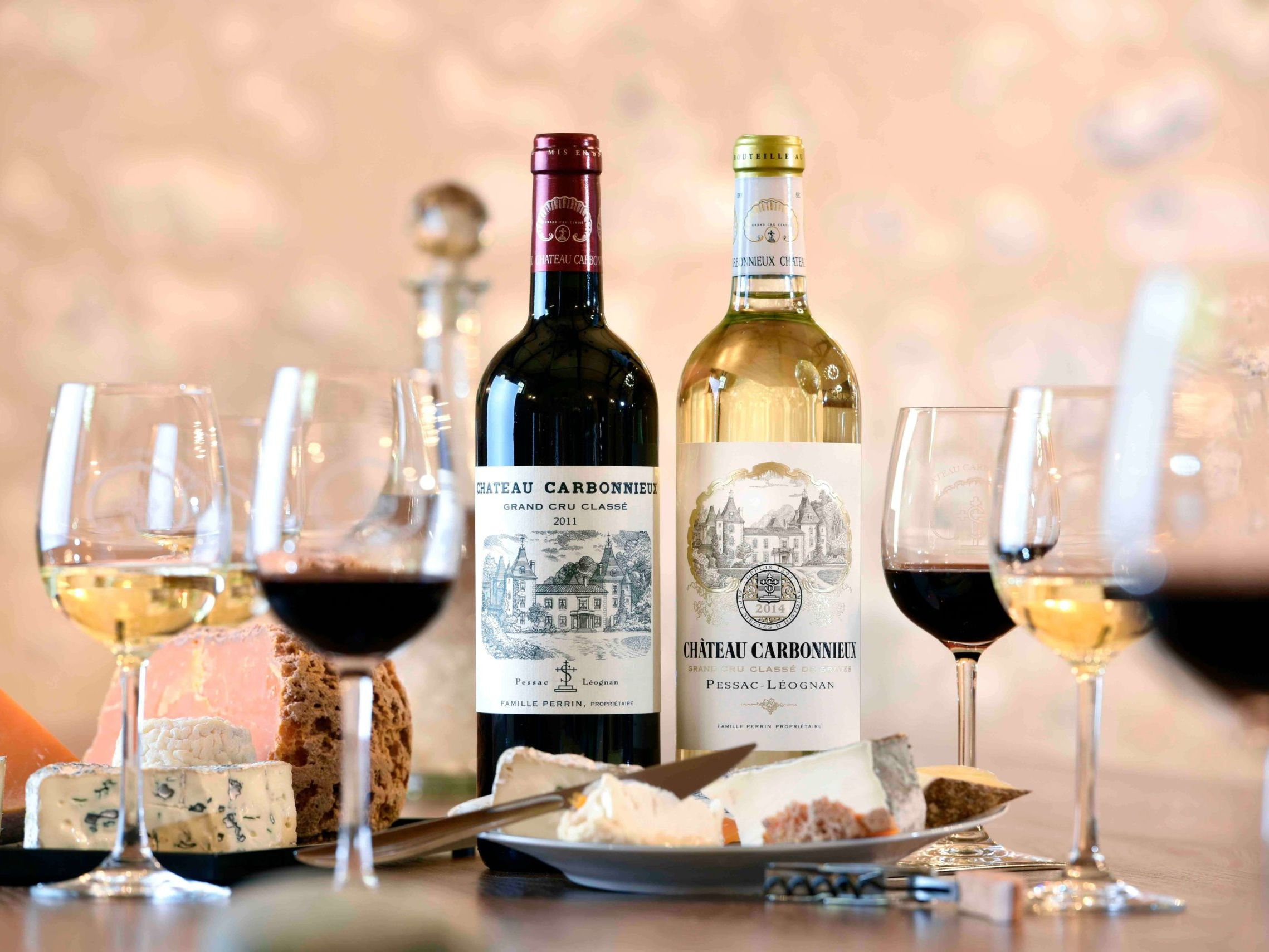 vins et fromages_Carbonnieux